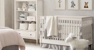 Washed Organic Linen Printed & Washed Organic Linen Nursery Bedding Collection