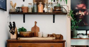 Küchendesign #rusticdecor #kitchendecor #kitchendecorideas