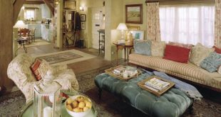 Rosehill Cottage Wohnzimmer im Film, The Holiday