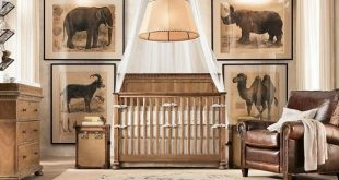 Traditionelles Safari-Themen-Babyzimmer-665x407.jpg (665 × 407)