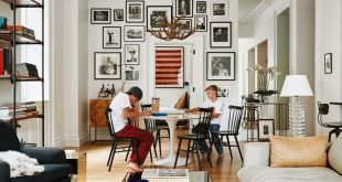 Fotograf Noe DeWitts vielseitiges New York Apartment - Architectural Digest